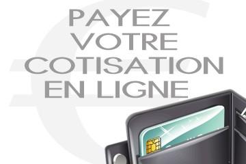 cartouche payez votre cotisation