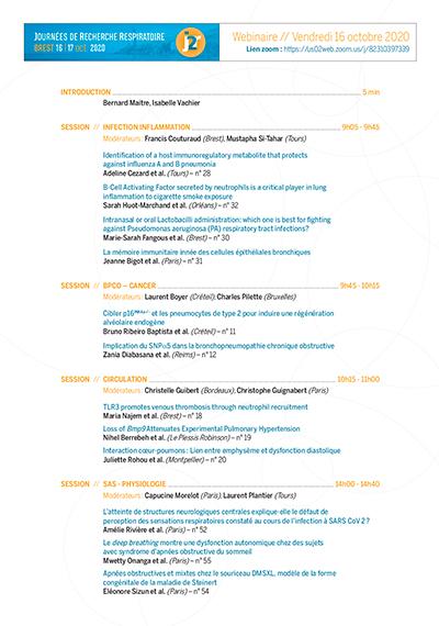 Télécharger le programme webinaire J2R2020