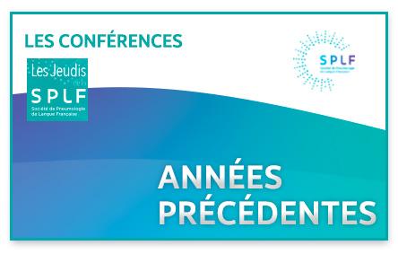 conference-jeudis de la SPLF années précédentes